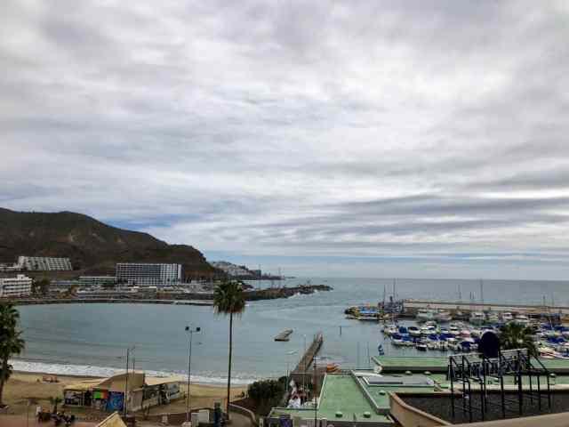 Emigreren Gran Canaria - Weekje op vakantie naar Gran Canaria - Reisverslag deel 2 - Puerto Rico strand