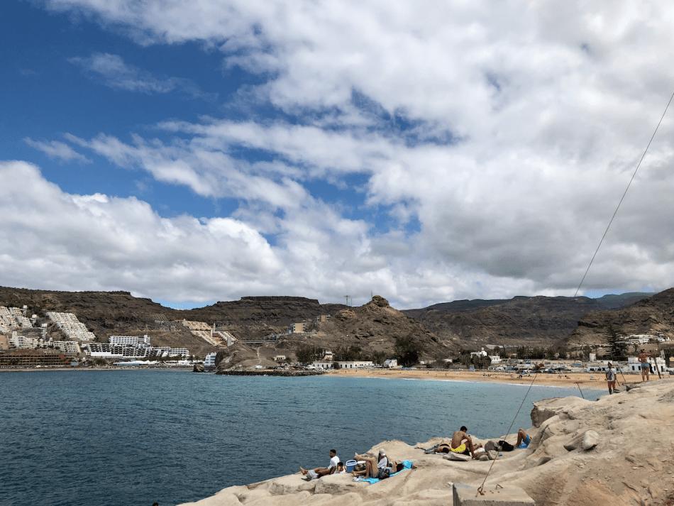 Vakantie tips - 10 stranden op Gran Canaria die je bezocht moet hebben - Tauro strand Gran Canaria