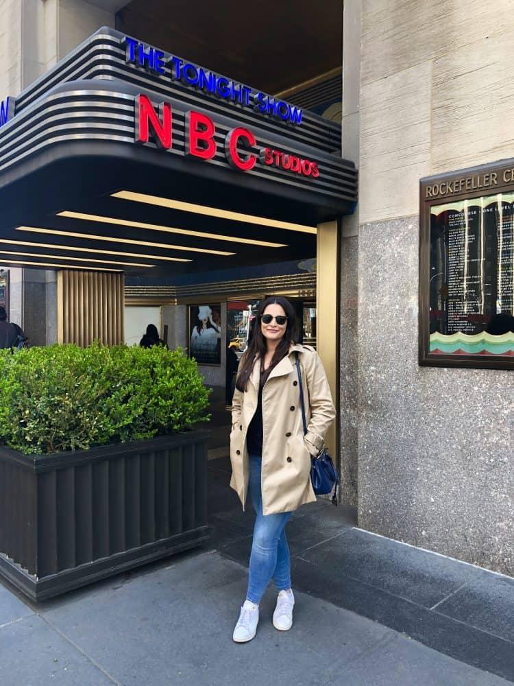 Emigreren Gran Canaria - Reisverslag - Hoogtepunten van New York – Amerika trip deel 1 - Melissa Rockefeller Center