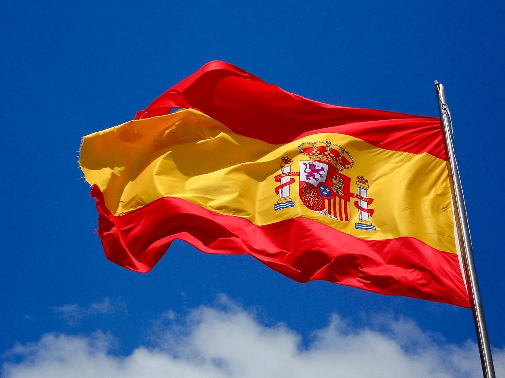 Emigreren Gran Canaria - Feestdagen - De viering van Dia de Hispanidad - 12 oktober Nationale feestdag in Spanje - Spaanse vlag