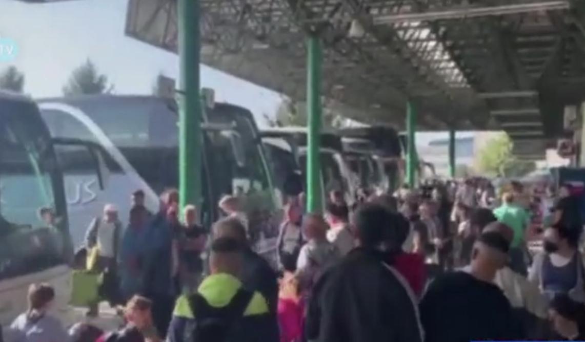 Секоја недела по 50 автобуси со млади заминуваат за Германија