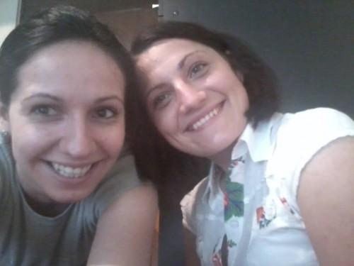 Monica si Otilia