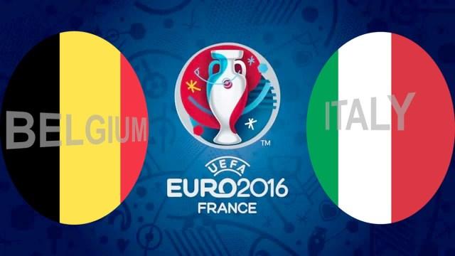 Belgia Italia euro 2016