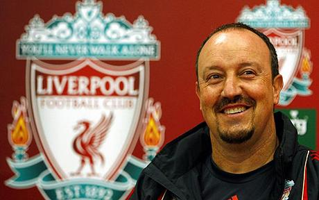 Benitez Liverpool
