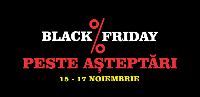 Black Friday la carti Cartepedia 2019