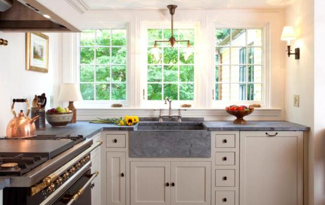 Bucataria ideala este bucataria personalizata fereastra