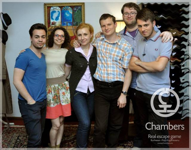 Chambers Internet Explorers