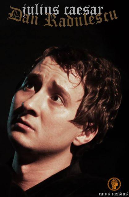 Dan Radulescu in Julius Caesar
