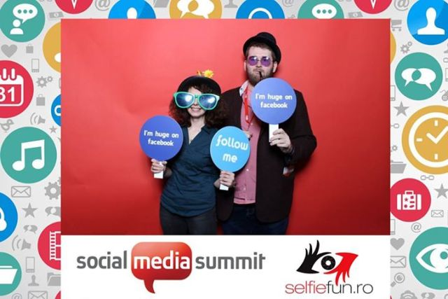 Emil Calinescu Ana Musat Social Media Summit 2015