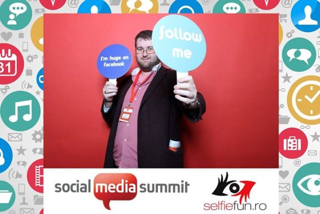 Emil Calinescu Cinemil Social Media Summit 2015