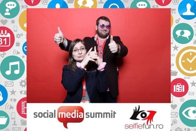 Emil Calinescu Raluca Cojocaru Social Media Summit 2015