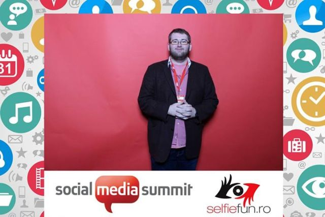 Emil Calinescu Social Media Summit 2015