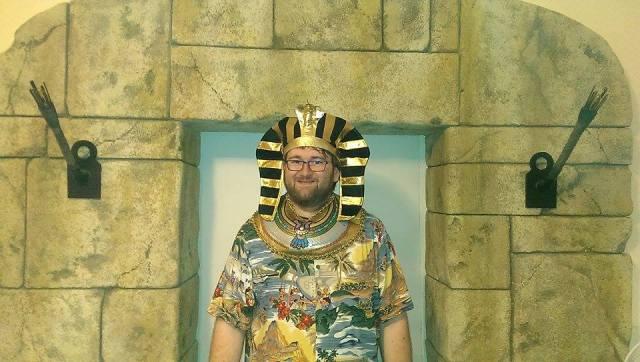 Eu faraon