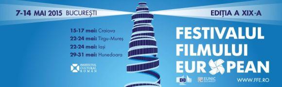 Festivalul filmului European 2015