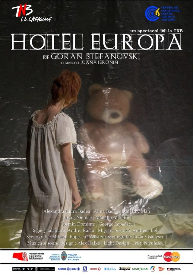 Hotel Europa TNB poster