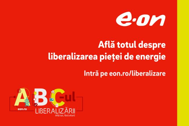Liberalizare inseamna responsabilizare abc-ul liberalizarii de la E.ON