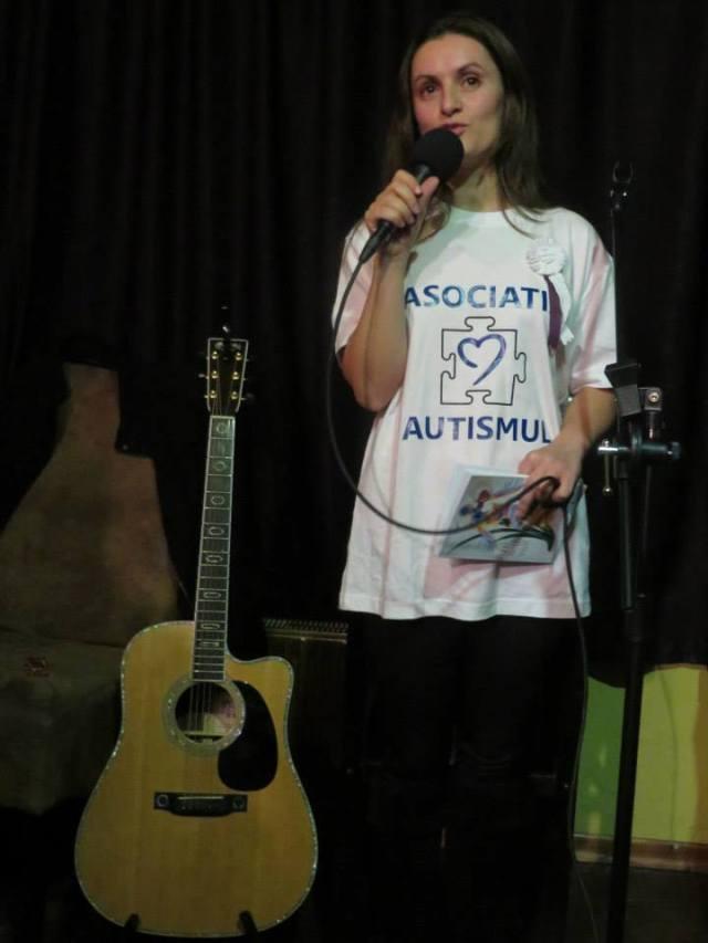 Monica Berceanu autism