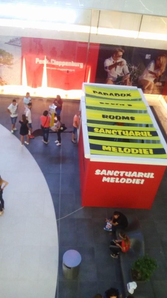 Sanctuarul melodiei Mega Mall