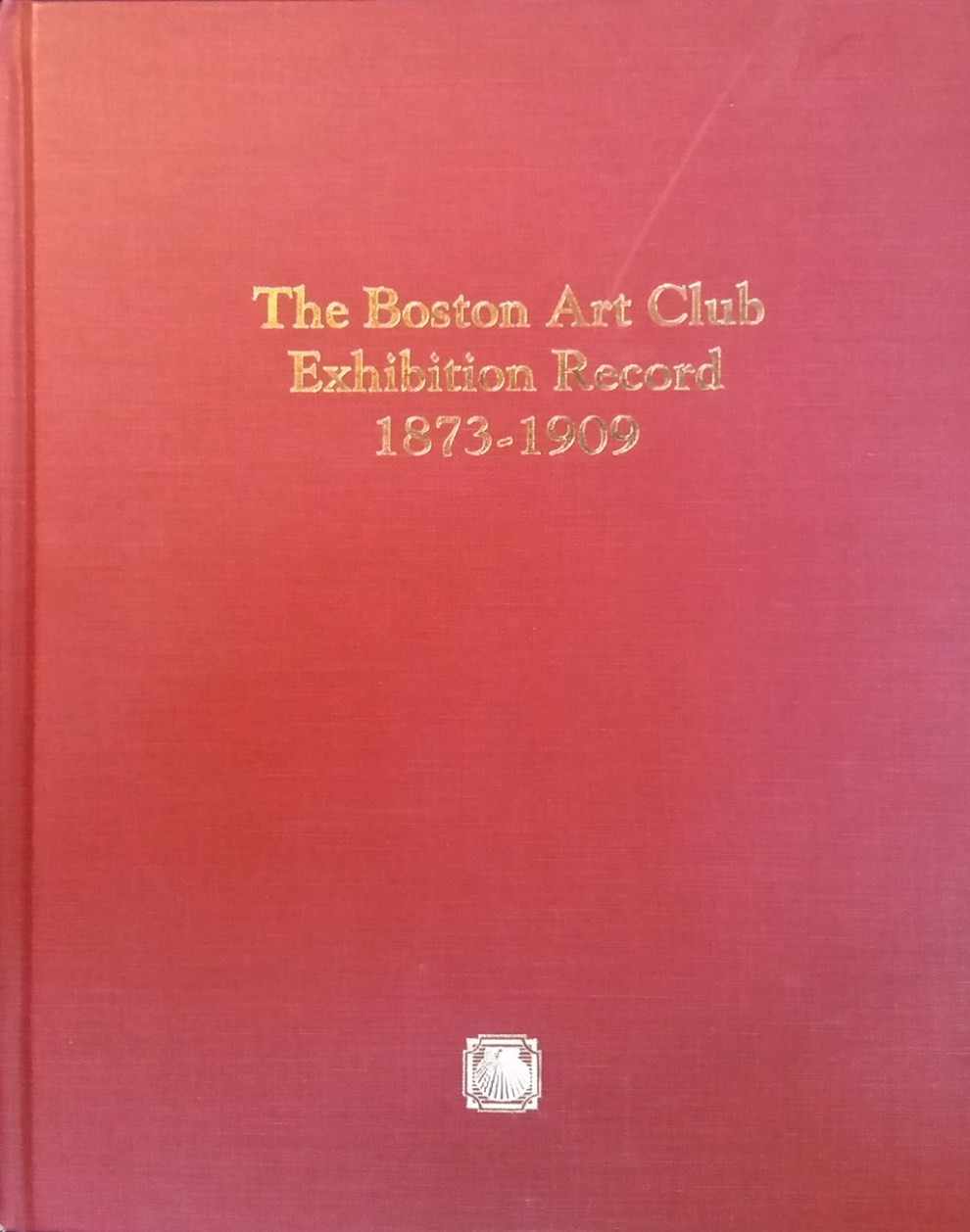 Boston Art Club Exhibition Records