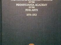 The Pennsylvania Academy of the Fine Arts Exhibition Record