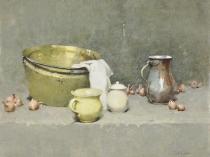 Emil Carlsen : Still life, ca.1903.