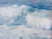 Emil Carlsen : Green surf, ca.1908.