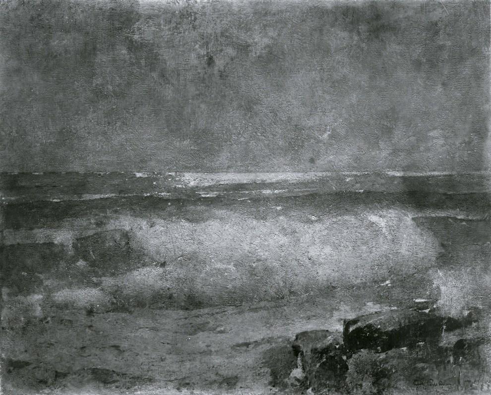 Emil Carlsen Surf (also called Sunlit Horizon), c.1920