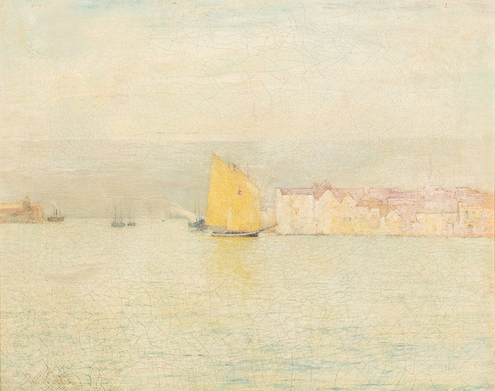 Emil Carlsen : Venice, ca.1908.