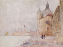 Emil Carlsen Santa Maria Della Salute, 1909