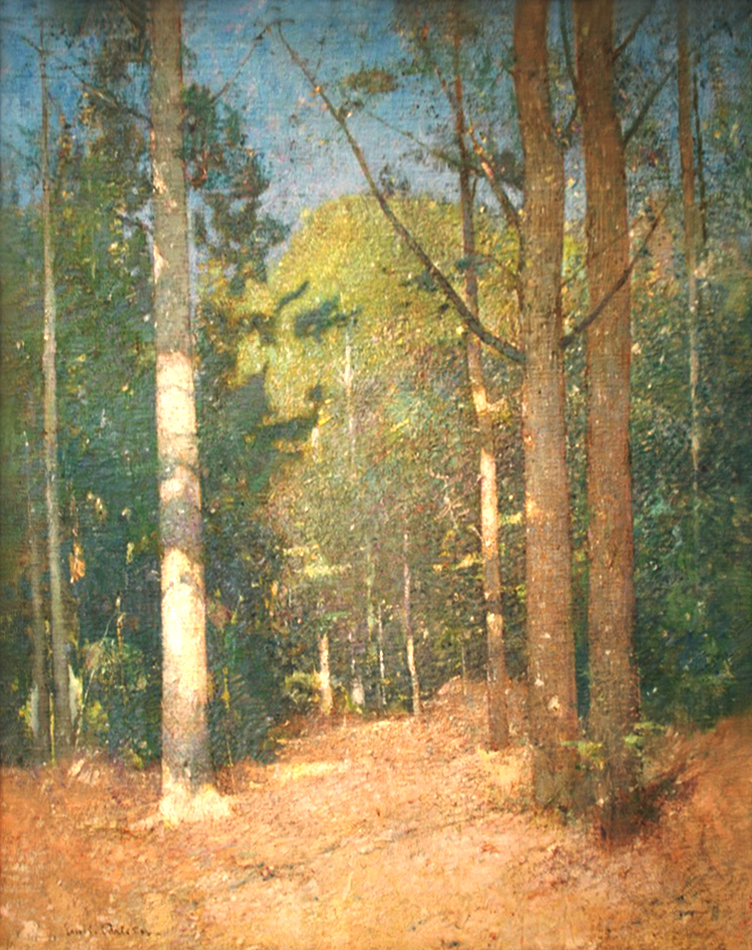 Emil Carlsen : Afternoon sunlight, ca.1911.