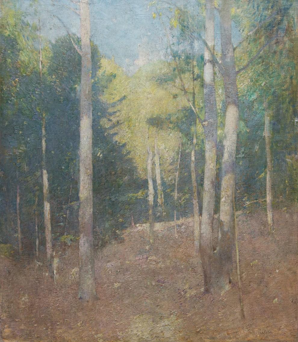 Emil Carlsen : October afternoon, ca.1911.