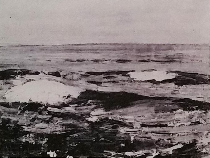 Emil Carlsen Ocean Waves, c.1912