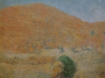 Emil Carlsen : Orange mountain, ca.1912.