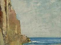 Emil Carlsen Coastal View, c.1914