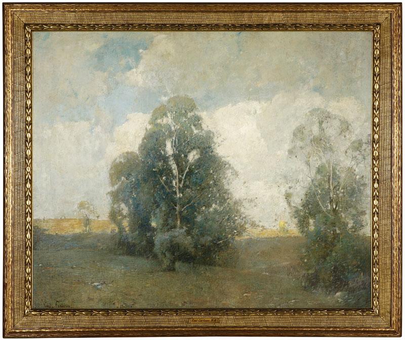 Emil Carlsen Summer Landscape, c.1915