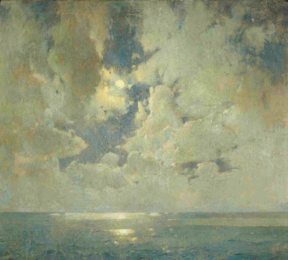 Emil Carlsen The Heavens Are Telling, ca.1918