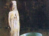 Emil Carlsen : The jade bowl, ca.1919.