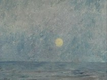 Emil Carlsen Moon Over the Water c.1920