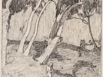 Emil Carlsen Gethsemane: The Garden, c.1923