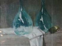 Emil Carlsen : Harvester bottles, 1927.