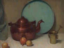 Emil Carlsen Still Life with Teapot, c.1908