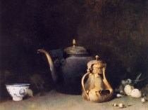 Emil Carlsen The Brass Teapot, ca.1903