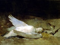 Fallen Prey (also called Wild fowl. (53))*, 1894