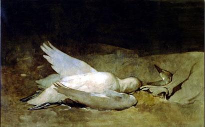 Fallen Prey (also called Wild fowl. (53))*, 1894