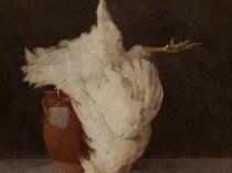 Emil Carlsen Still Life (The White Rooster), 1892