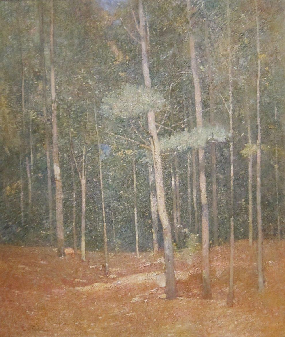 Emil Carlsen : Landscape, 1919.