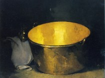 Emil Carlsen Brass and Copper 1900