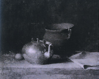 Emil Carlsen The Brass Kettle 1916