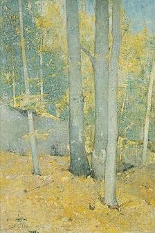 Emil Carlsen Yellow Light, c.1929