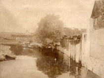The Canal (also called Along the River & Abandoned Canal) c.1897